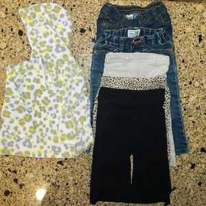 Other - BUNDLED baby girl clothes. Size 9 months